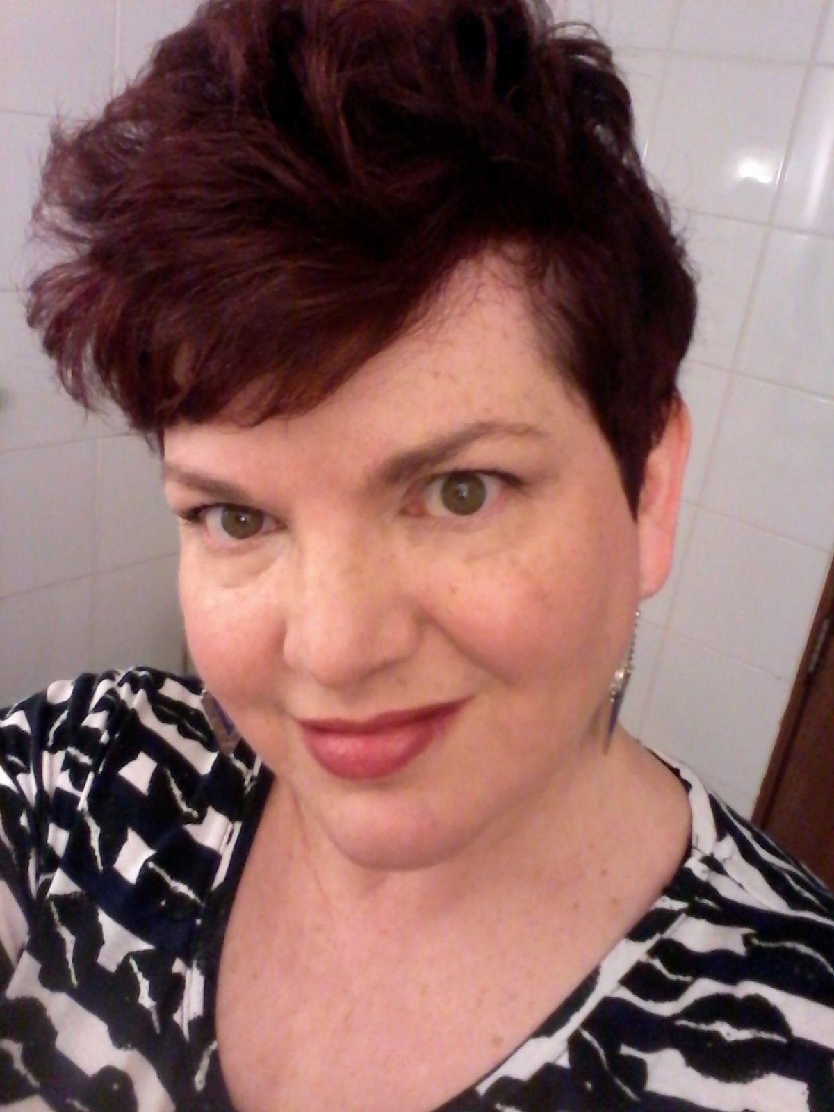 """No Makeup"" makeup with Clinique CC cream and Clinique chubby stick lip color!"