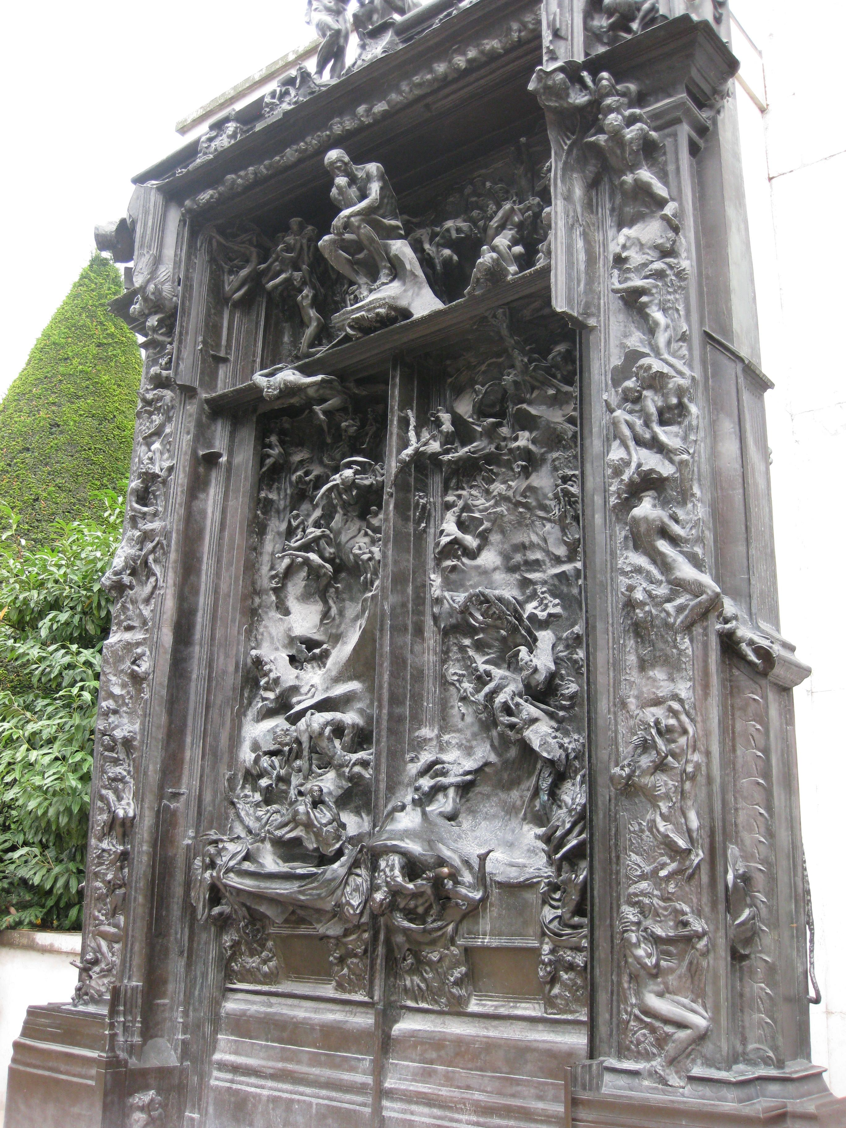 the gates of hell auguste rodin & the gates of hell auguste rodin | Art I like | Pinterest | Auguste ... pezcame.com