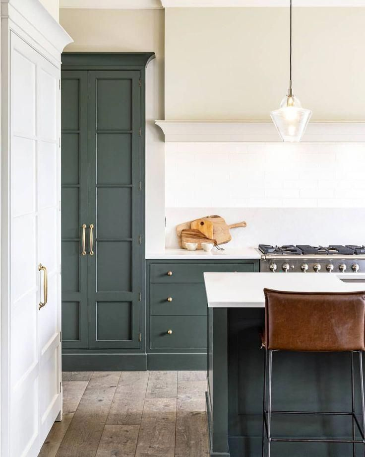 We love how this stylish kitchen came together. Our in ...