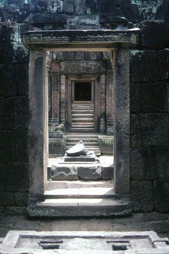 Doorways within doorways