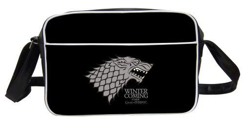 €40.95 Bag - Winter Is Coming Stark (Messenger) (Merchandise)  Game Of Thrones