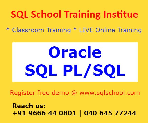 Pin By Sql School Training Institute On Free Sql Training Demo Session Online Training Free Train
