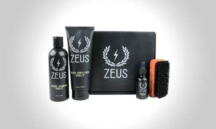 Zeus Deluxe Beard Grooming Kit For Men   Beard grooming ...