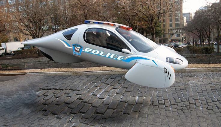 new car releaseWe think about what the future was like here is a police car of