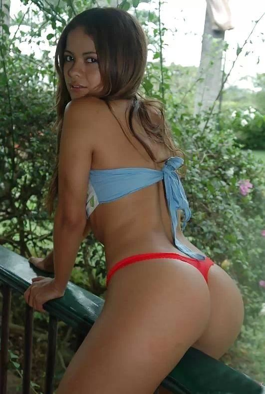 Brazilian Teen Ass 110