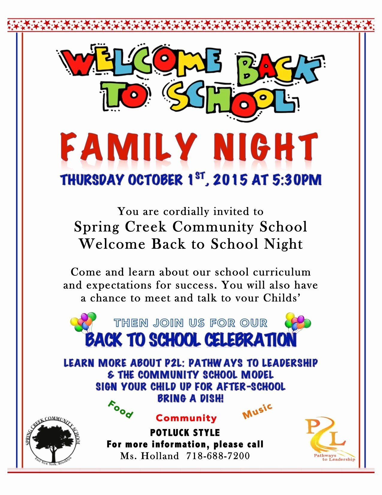 Parents Night Out Flyer Template Fresh Family Science Night Flyer Template Driverlayer Search Parent Night Family Science Night Flyer Template