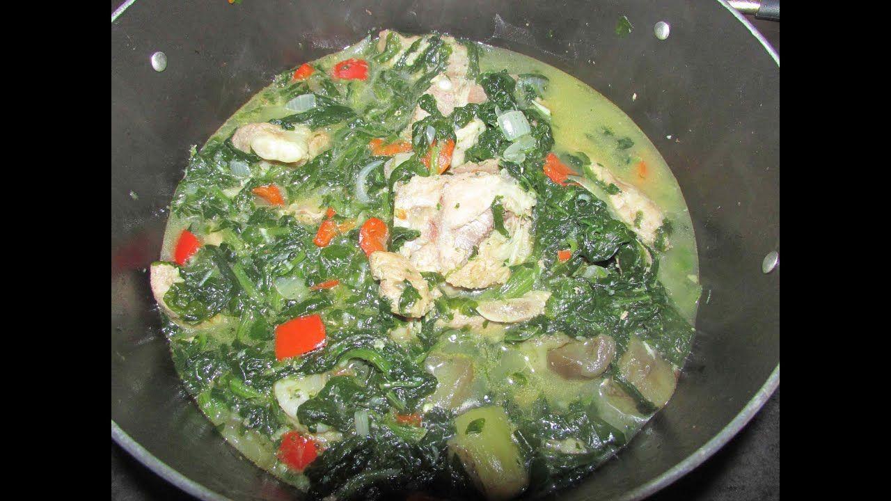 Congolese Mipanzi Na Epinard African Food Food Cuisine