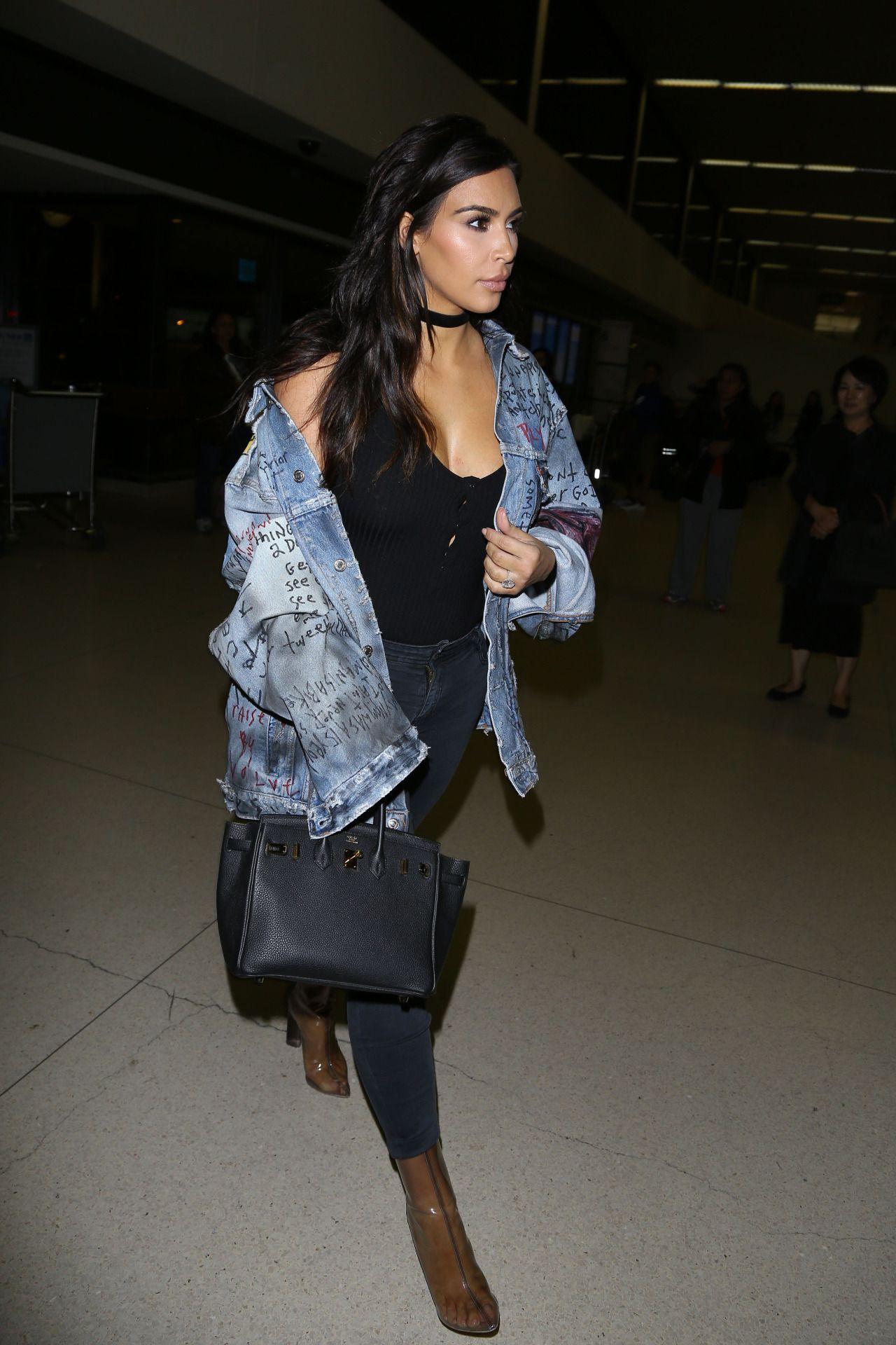 Kim at LAX - April 11 600f2991a665