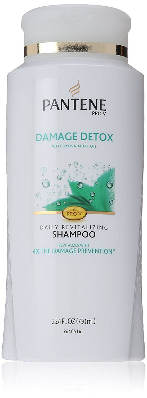Pantene Pro-V Damage Detox Daily Revitalizing Shampoo 25.4 Fl Oz, ** Click image to review more details.