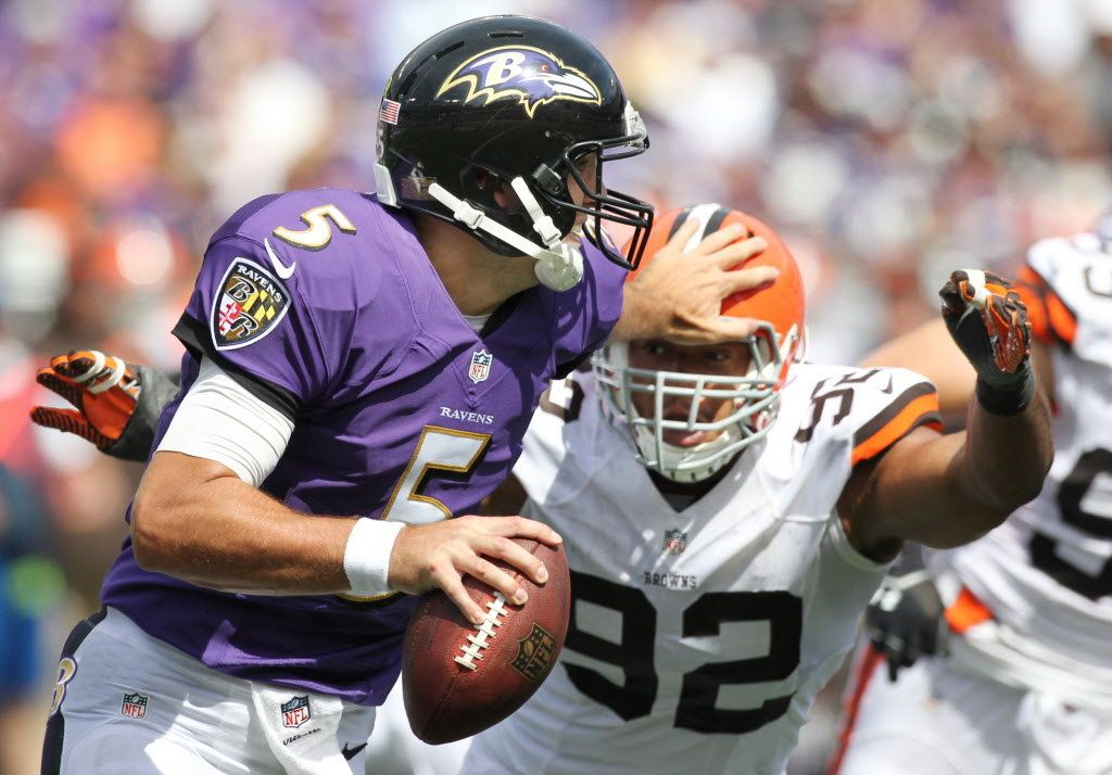 BALTIMORE vs. CLEVELAND 10/7/2018 NFL Odds, Pick & Preview