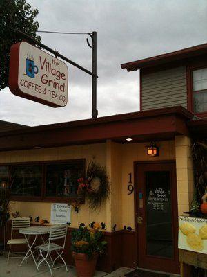 The Village Grind Downtown Oswego Il