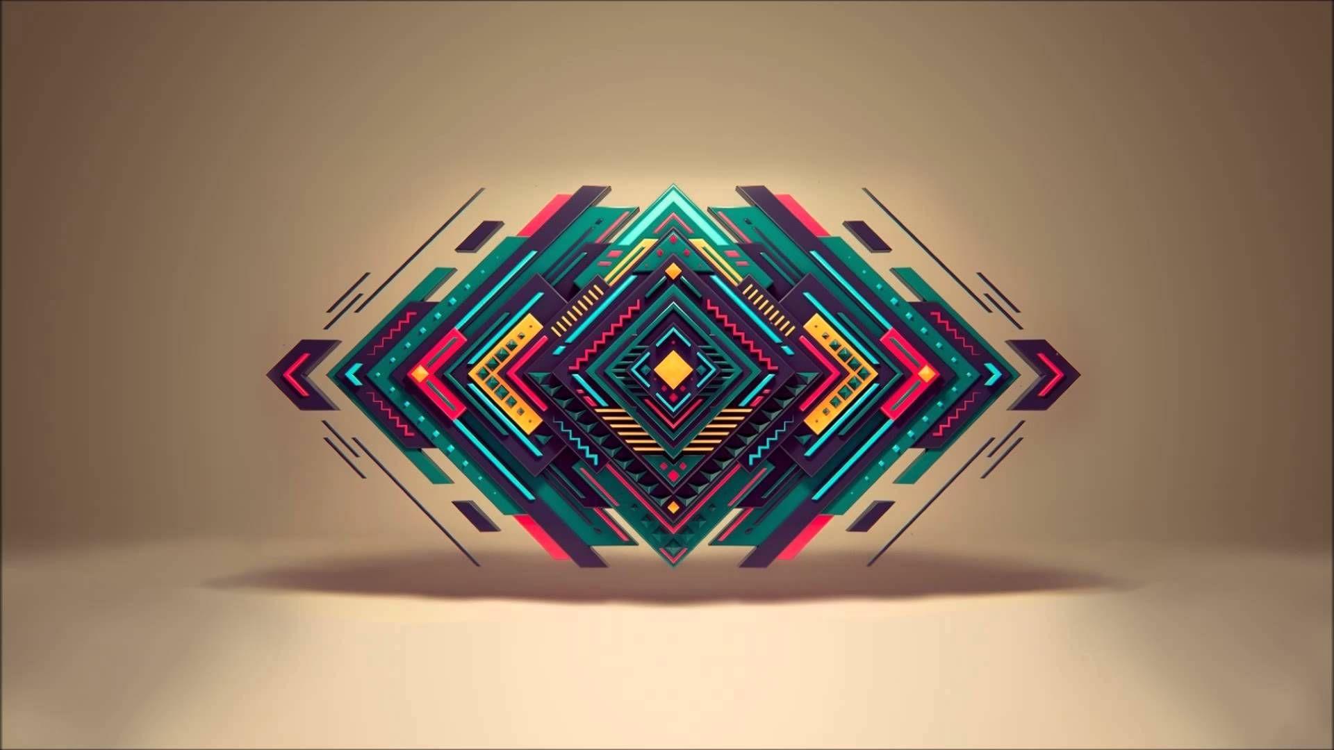 Youtube Thumbnail Grabber Geometric Shapes Wallpaper Abstract Wallpaper Geometric Shapes