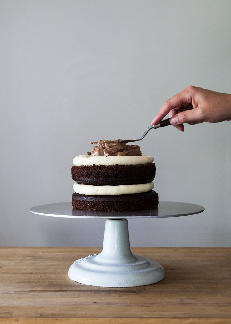 """Layer Cake 101 from the author of """"Layered: Baking ..."""