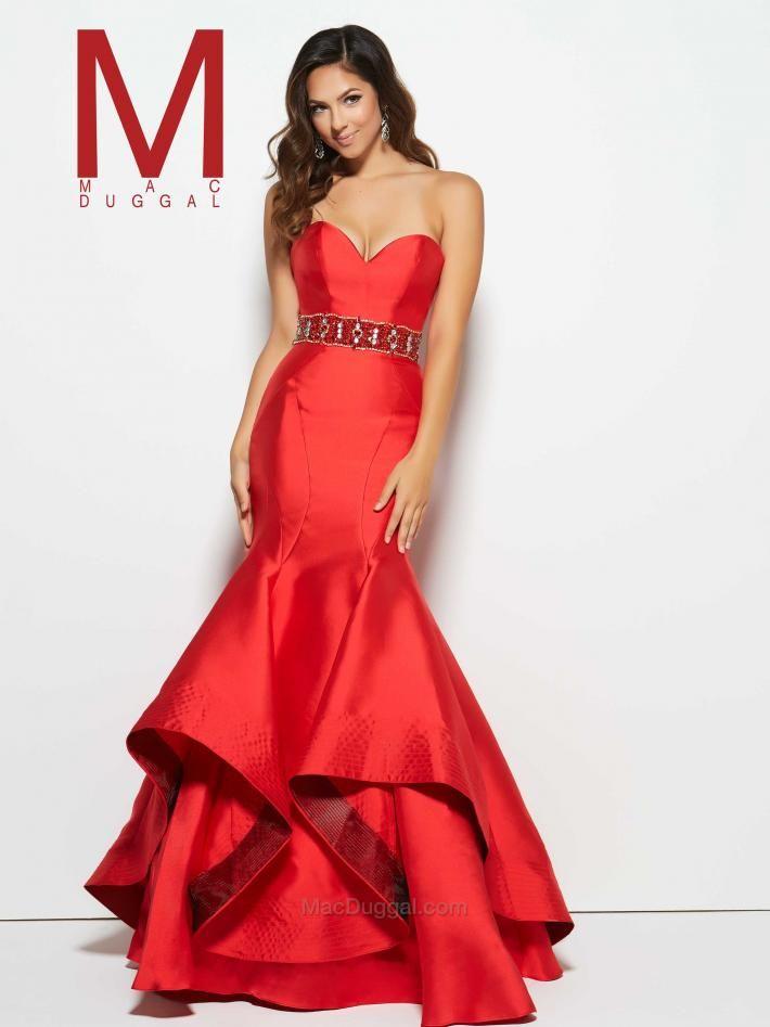 8ac51c8e6aa Mermaid Prom Dress