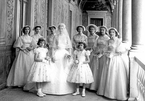 Grace Kelly's wedding dress | My Wedding Scrapbook