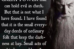 Gandalf English Citations Gandalf
