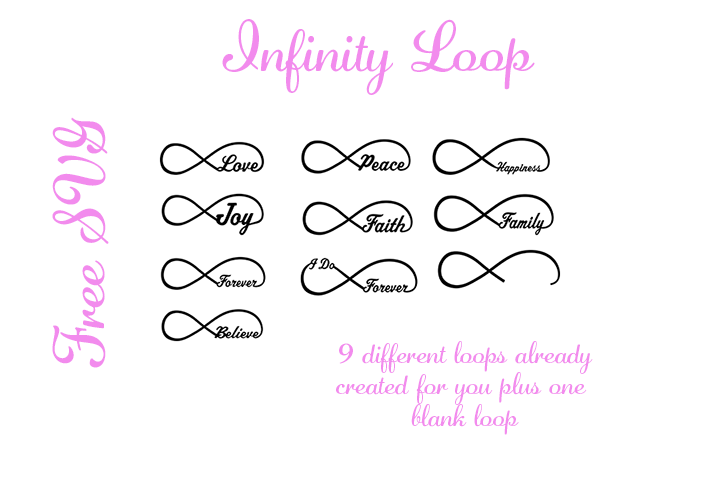 Infinity Free SVG | Free SVG Cut Files | Free svg cut files