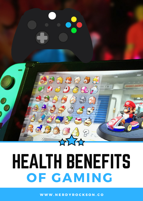 Health Benefits of Gaming Health benefits, Health, Foods