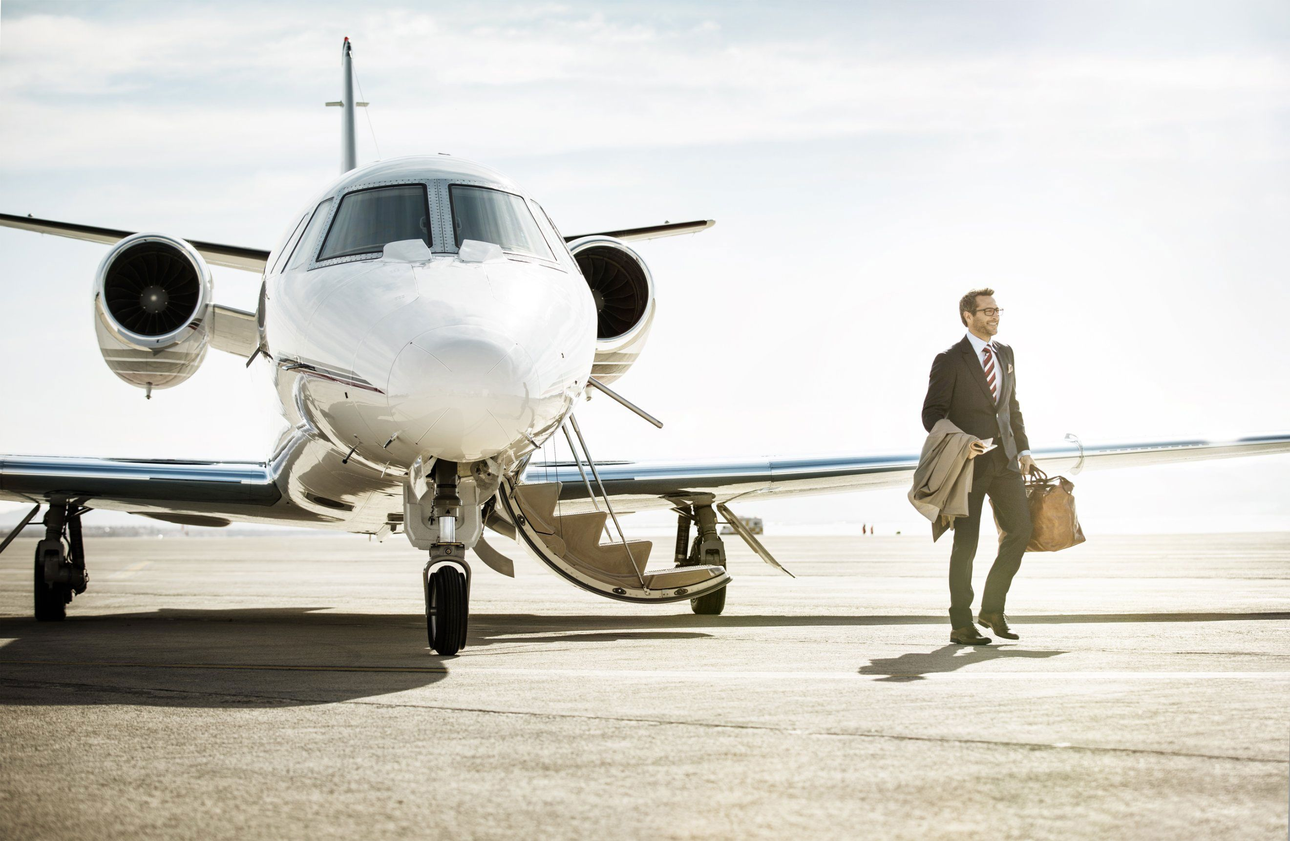 Private Jet Travel Allows For A More Authentic And Intimate Journey Than You