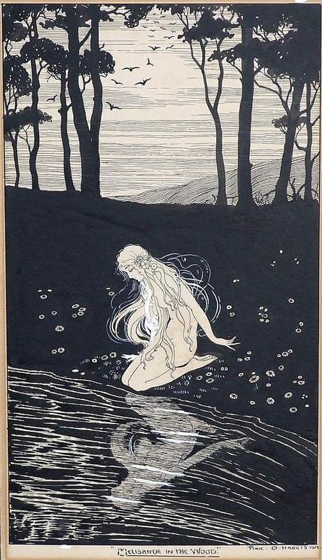 Melisande in the Wood