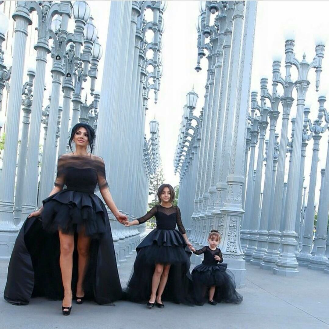 Like mother like daughters | Fashion & more❤ | Pinterest ...