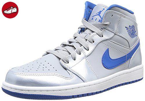 Nike Air Jordan I Mid Schuhe Turnschuhe Sneaker High Top Herren