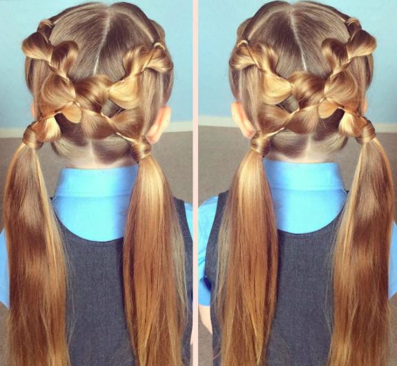 Sweetheart Hair Designs Braiding Game Is A Plus Hairspo Braids