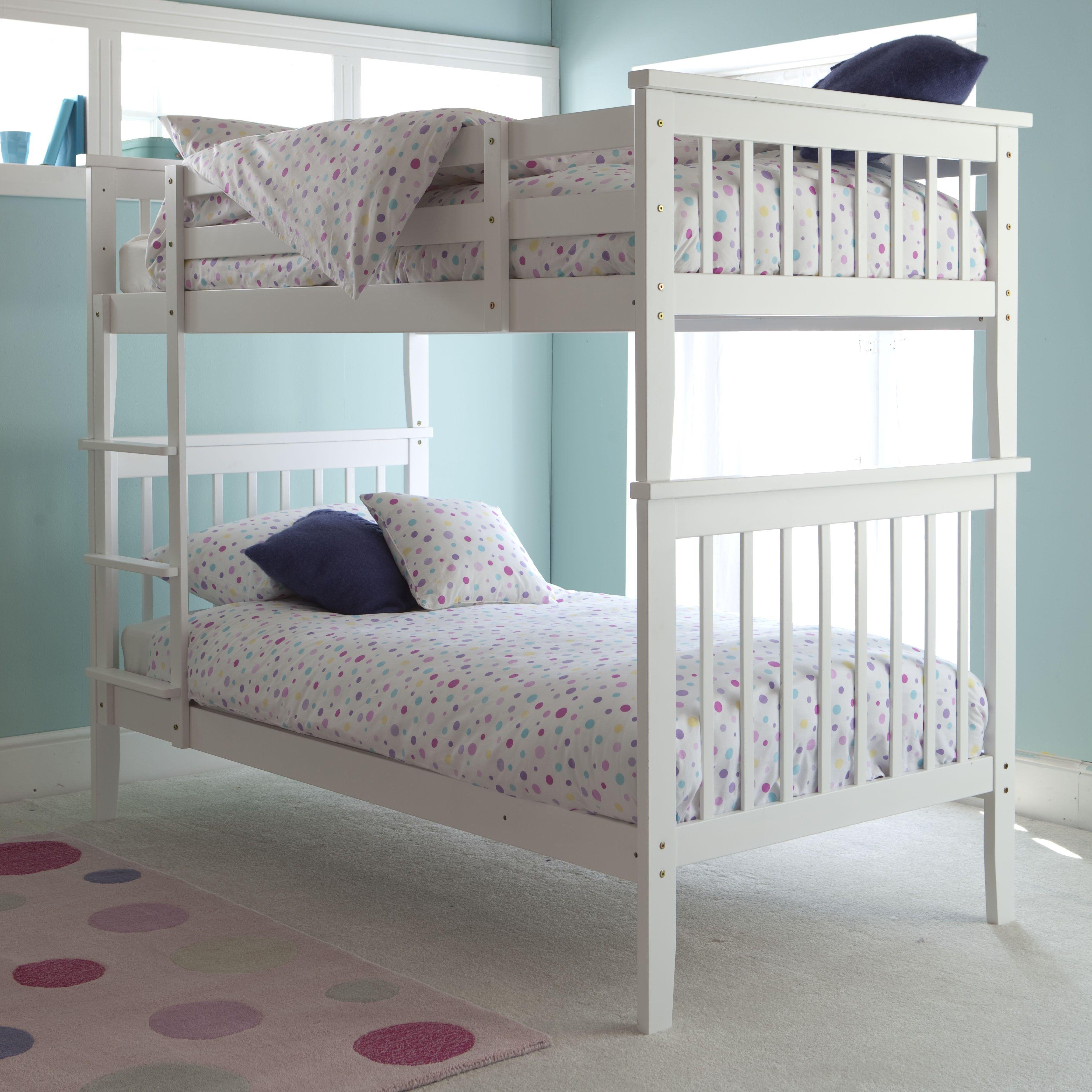 Alton Bunk Bed Mattress Bundle Children S Bunk Beds Aspace