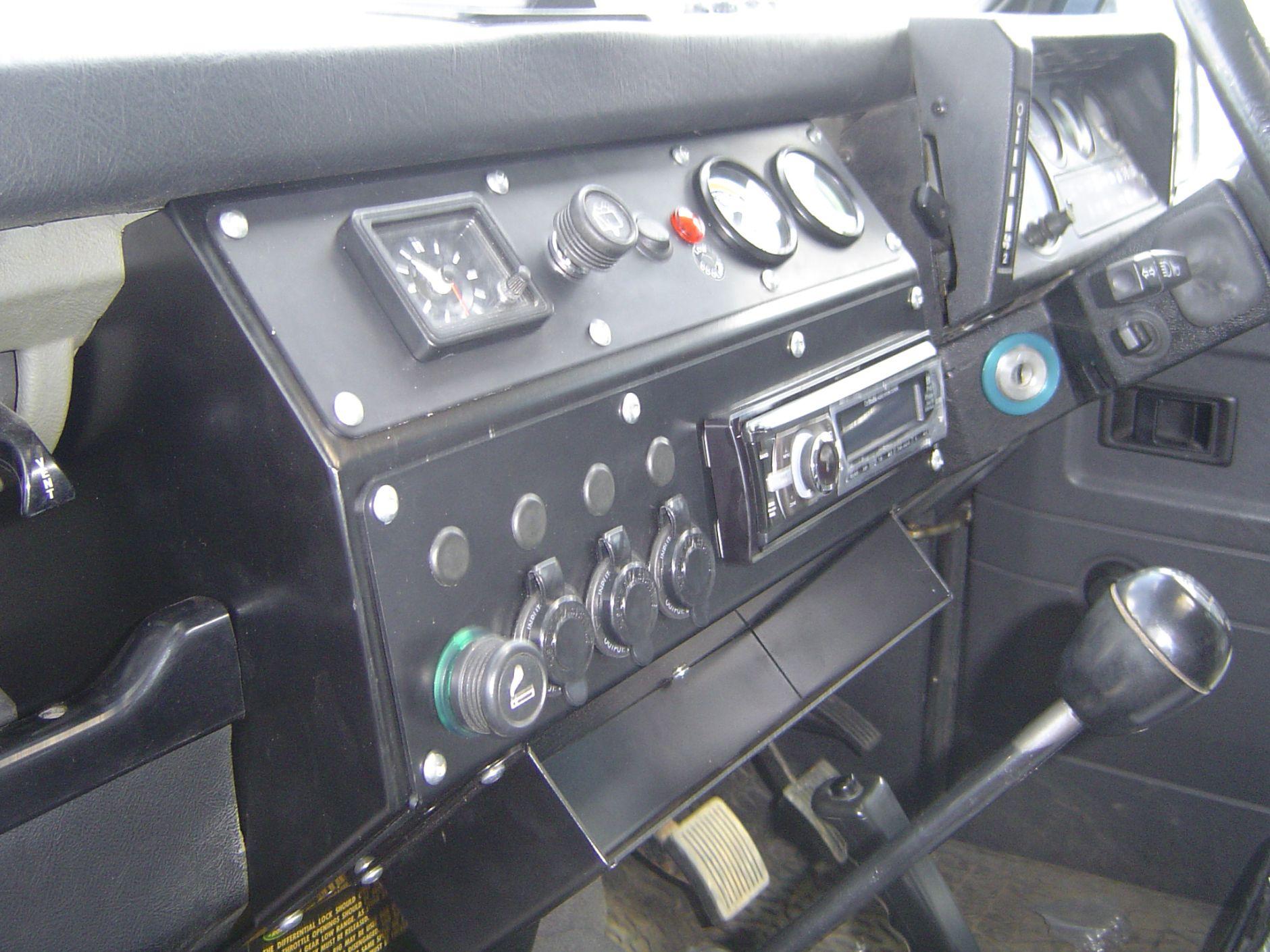 defender custom dashboard land rover rovers landrover and landi pin pinterest