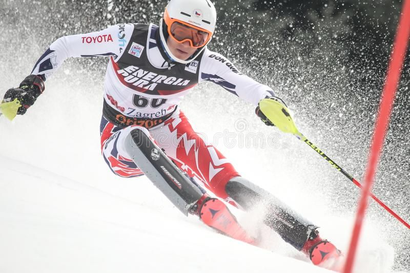 Snow Queen Trophy 2019 Mens Slalom Stock Photos Spon Trophy Snow Queen Stock Photos Ad Snow Queen Alpine Skiing Photo