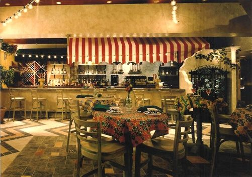 Classic italian restaurant interior google search east for Italian cafe interior design ideas