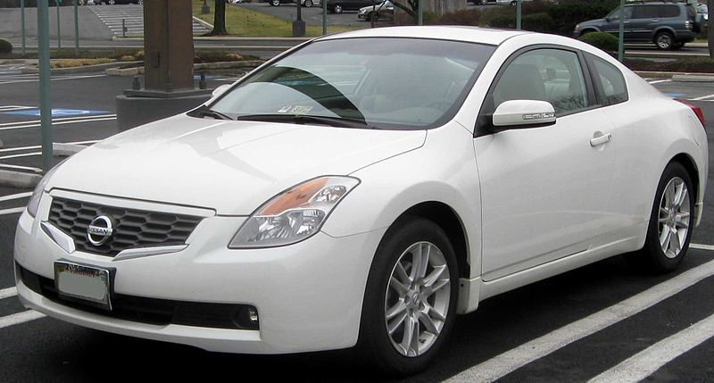 Nissan Altima Coupe U2013 2008