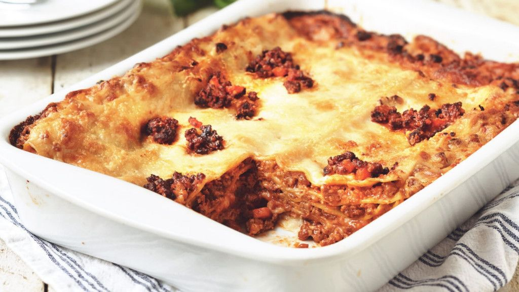 Mince Lasagne Recipe Quorn Mince Lasagne Recipes Quorn