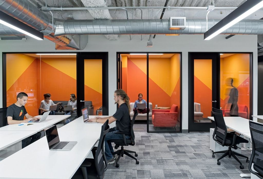 Instacart Offices - San Francisco - 14 | Office Design in