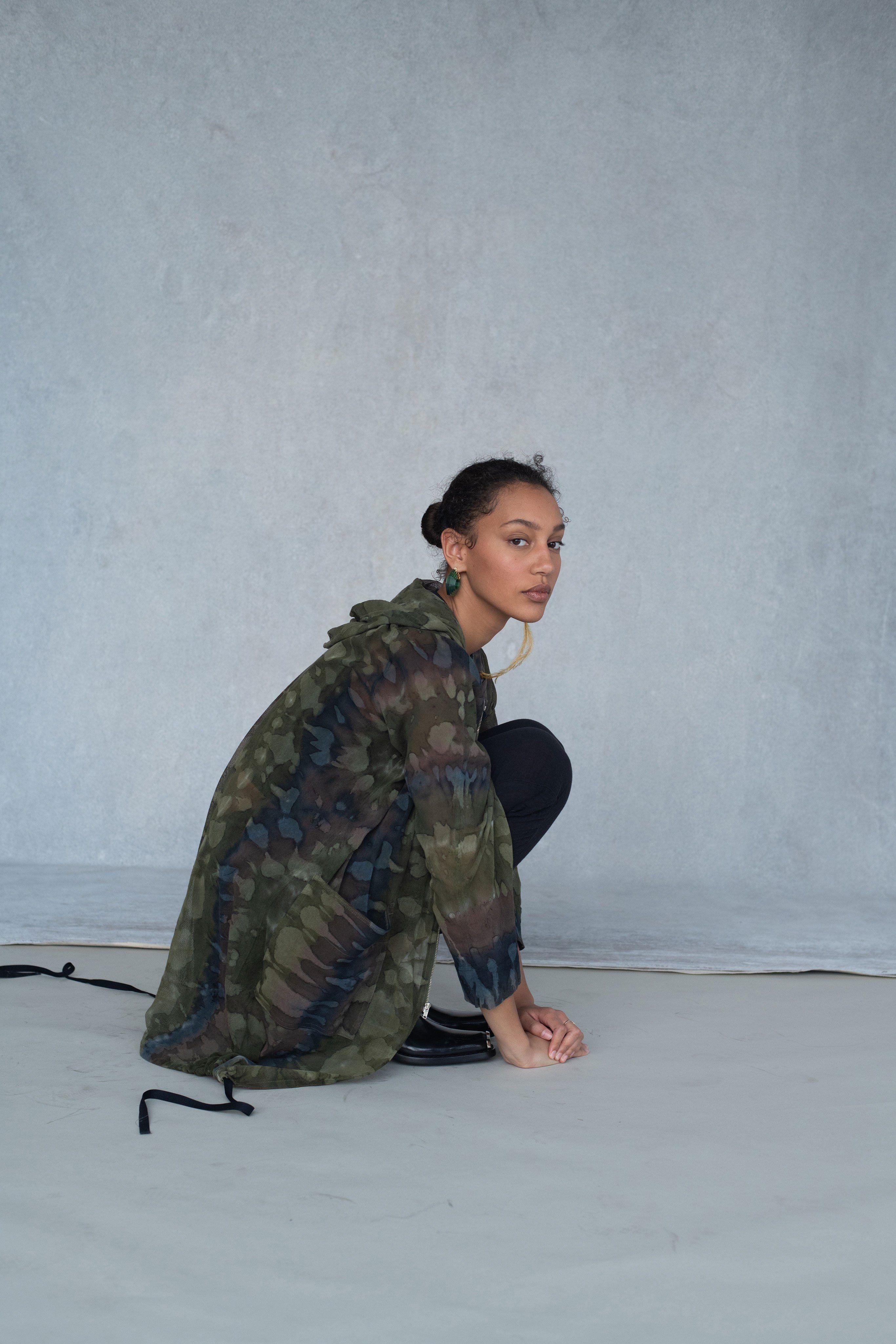9927ef68c705 Raquel Allegra Pre-Fall 2019 Fashion Show in 2018 | Pre-Fall 2019 ...
