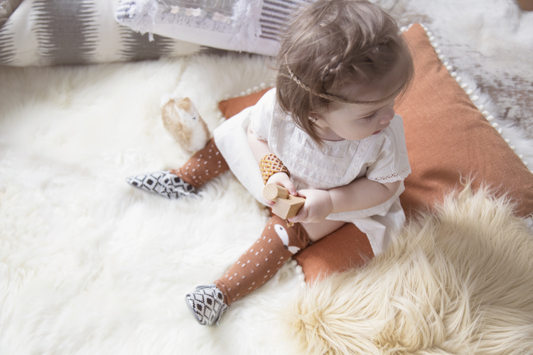 Boho dresses and moccs are everything your little starchild need for a flowy spring look!