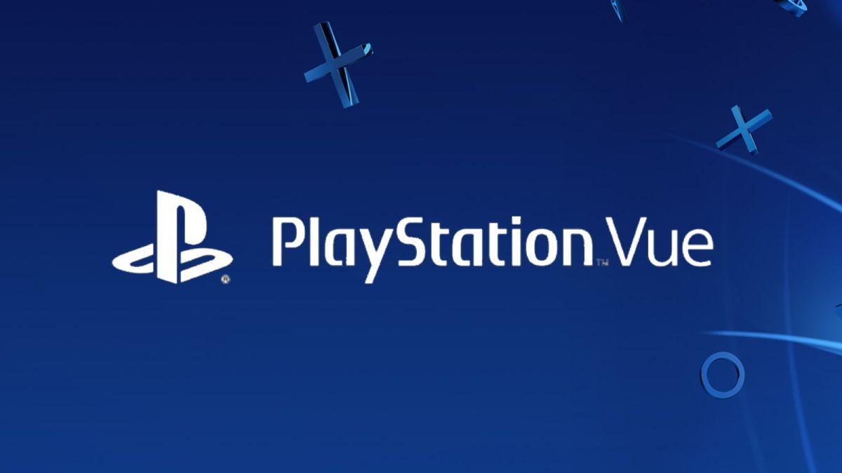 PlayStation Vue is no longer in service en 2020