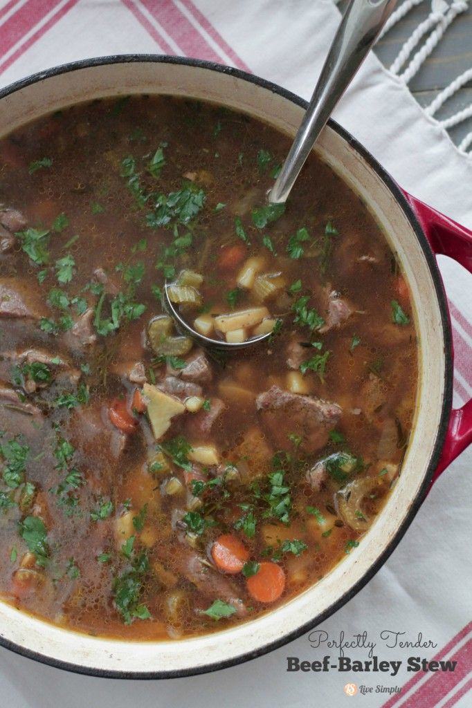 how to make stew meat tender in crock pot