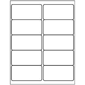 free avery templates shipping label 10 per sheet wedding stuff