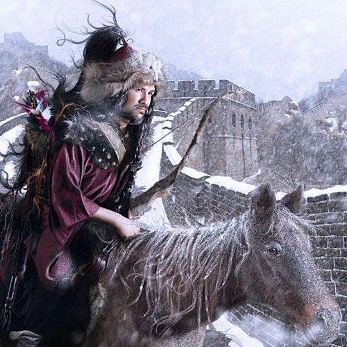 Alexia Sinclair Genghis Khan The Mongol Warrior 11621227 Art