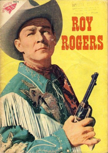 COMICS NOVARO: Roy Rogers