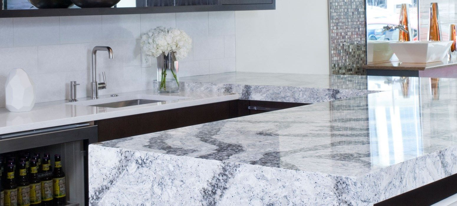 Cambria clyde kitchen and bathroom countertop color -  Cambria Gallery Buckhead Cambria Quartz Stone Surfaces