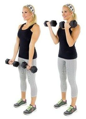 5 simple exercises to get rid of flabby arms  heal me