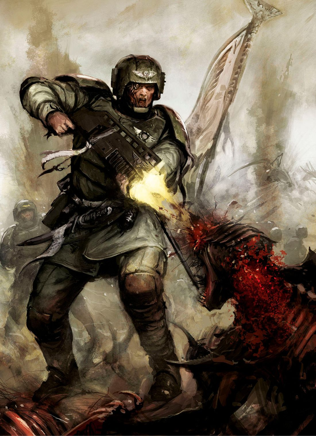 The art of Warhammer 40.000 | Warhammer Fantasy and 40k ...