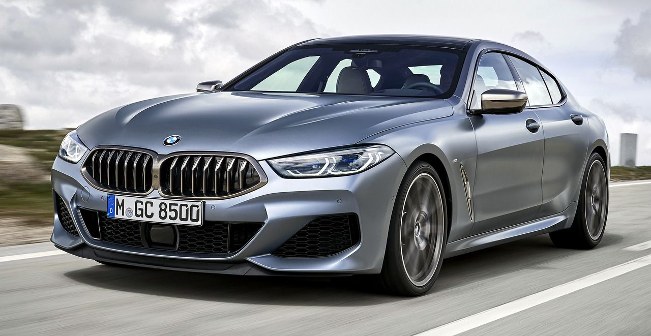 Bmw 8 Series Gran Coupe 2020 A Four Door Sports Saloon Has Been