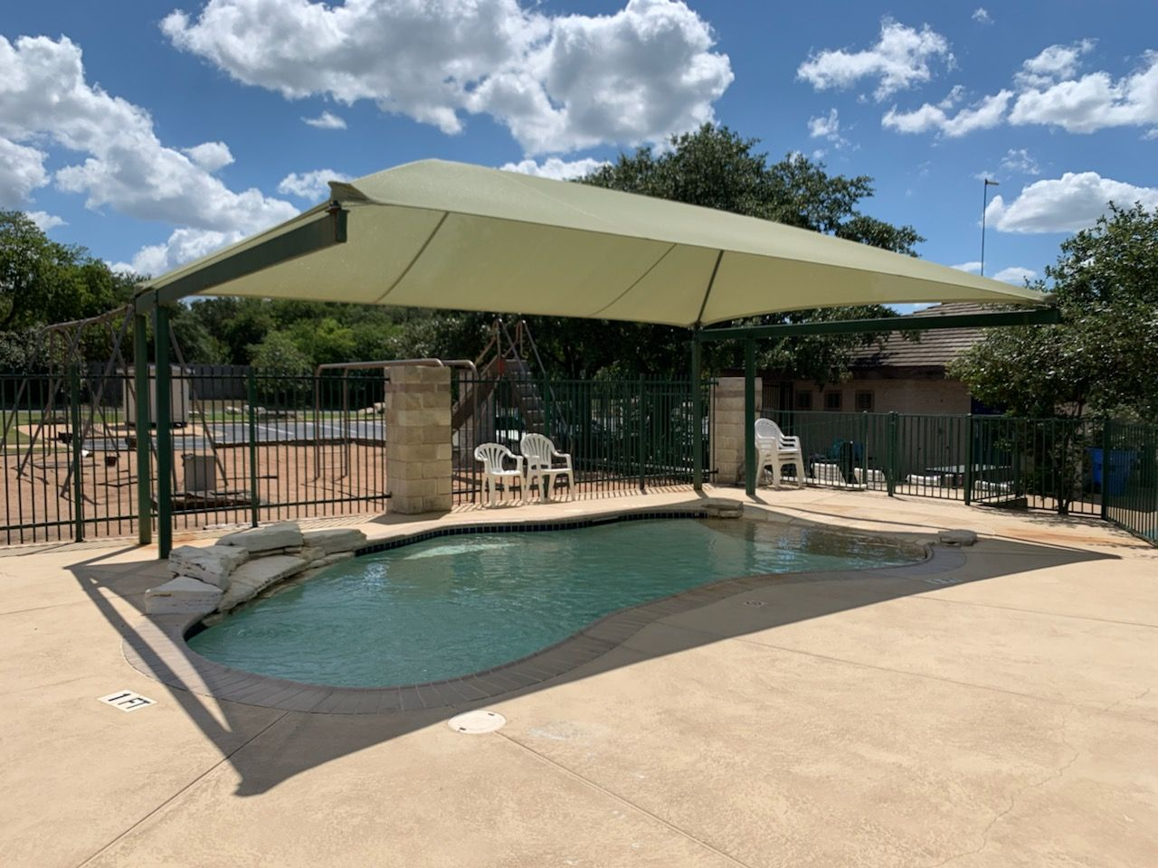 Baby Pool Shade Shade Structure Pool Shade Pool