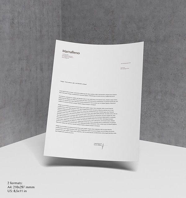 Mockup hlavičkového papiera zadarmo - http://detepe.sk/mockup-hlavickoveho-papiera-zadarmo/