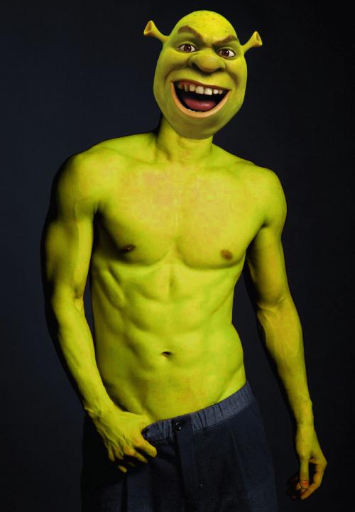 Shrek And Gay Lover Tote Bag By Onepunchshrek