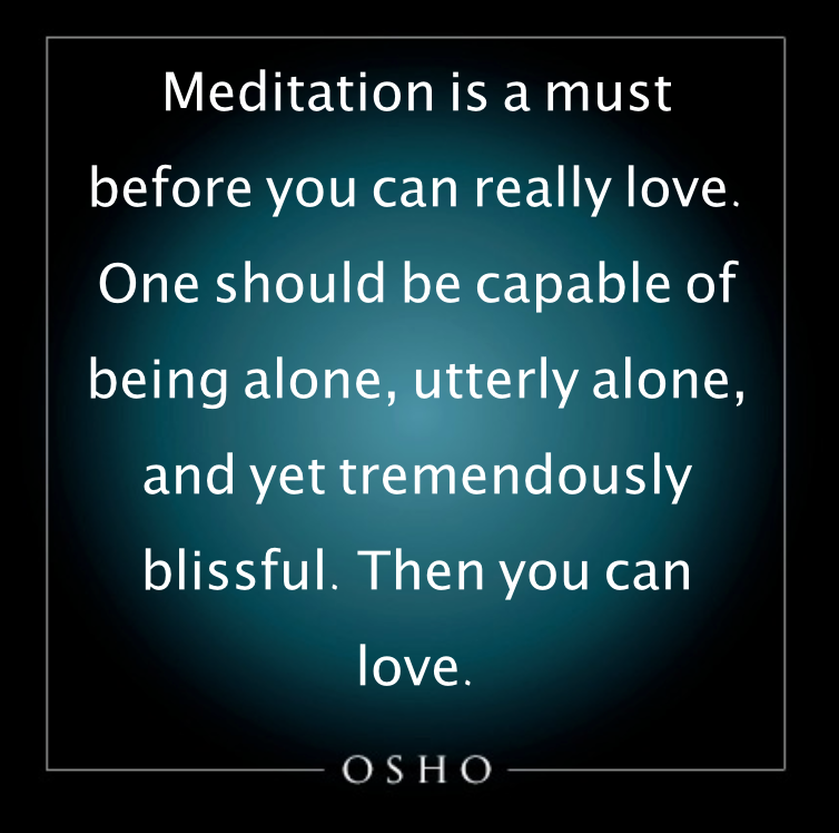 Osho Inspirational Quotes For Joy Peace Happiness Love