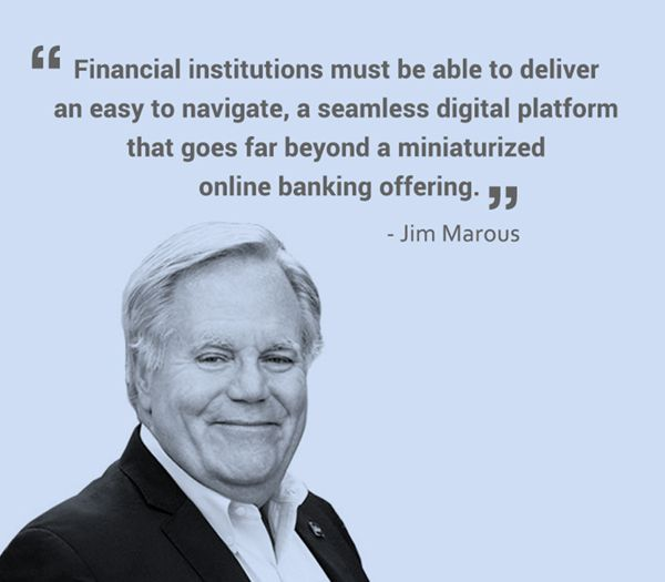 9 Inspiring Quotes From Experts Shaping The Future Of Banking Jim Marous Future Of Banking Inspirational Quotes Banking